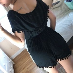Missguided romper
